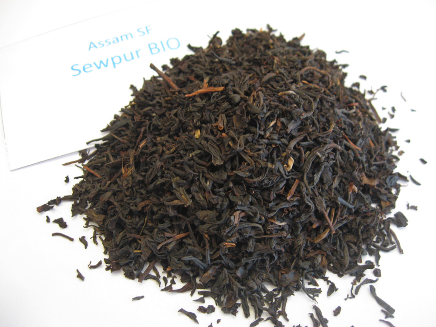 Assam - Thé noirs indien - en aparthé