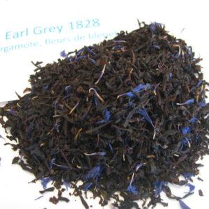 Earl Grey 1828 - Thé noir aromatisé bergamote - en aparthé