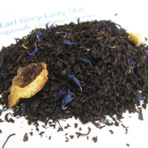 Earl Grey Lady Star - Thé noir aromatisé agrumes - en aparthé