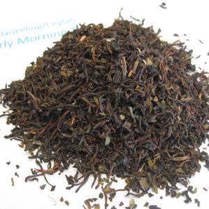 Early Morning Tea - Inde et Ceylan - Thé noir nature - en aparthé