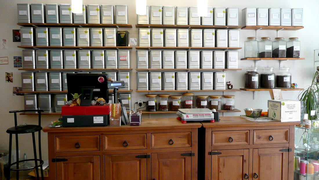 salon boutique de th et caf en aparth en aparth boutique de th s infusions caf s. Black Bedroom Furniture Sets. Home Design Ideas
