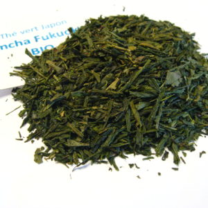 Thé vert du Japon sencha-fukuoka-bio - en parthé - Boutique en ligne