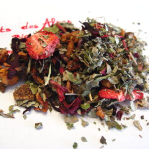 Tisane Fruits des Alpes BIO - en aparthé - Boutique en ligne