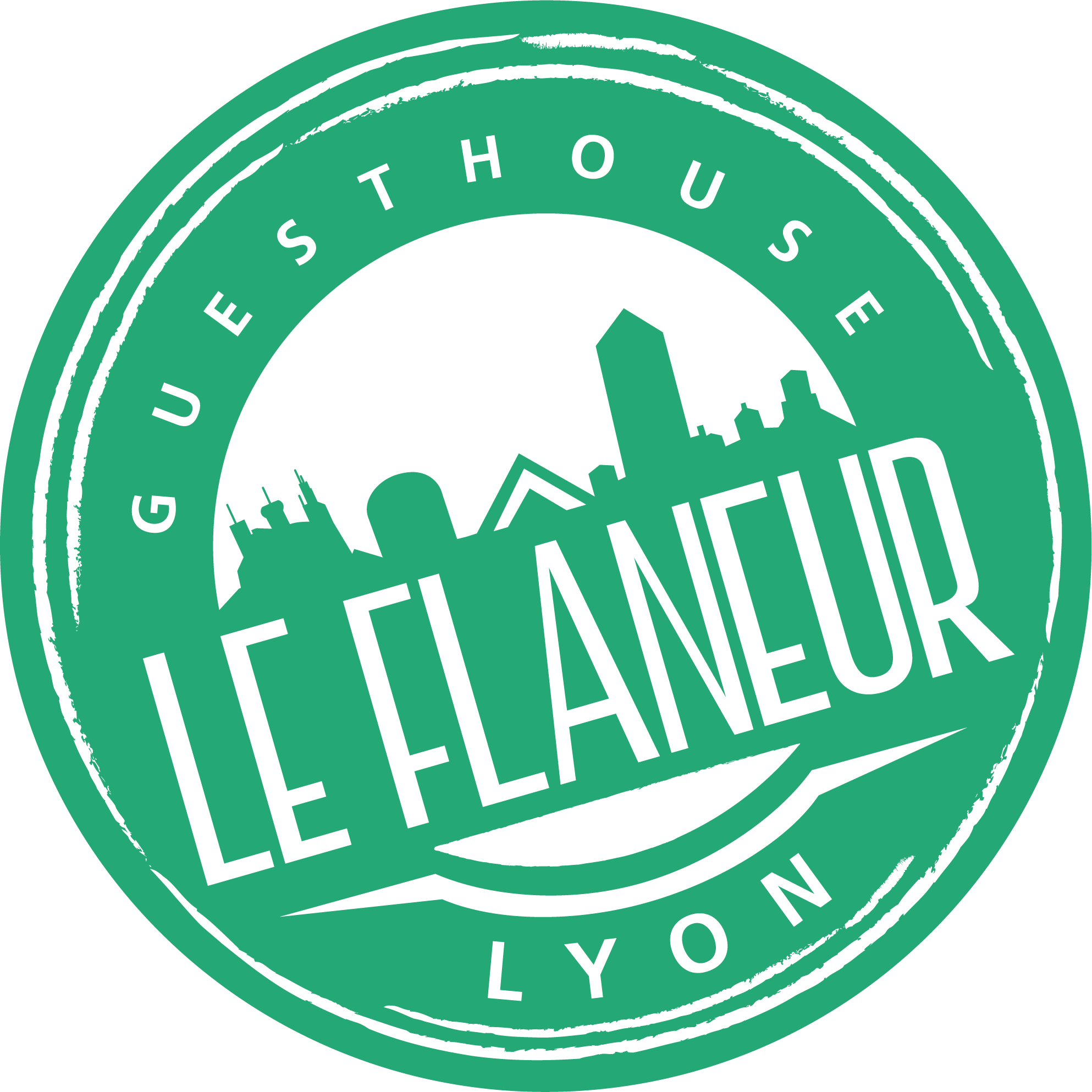 Le Flâneur - Guesthouse - Lyon - partenaire d'en aparthé