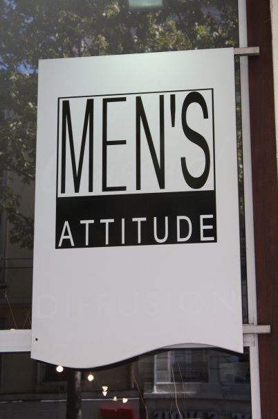 Men's attitude - Salon de coiffure - Lyon - partenaire