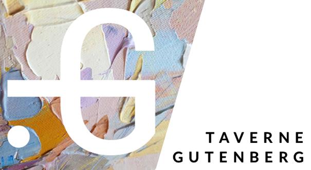 Taverne Gutenberg - Résidence artistique - Lyon - partenaire