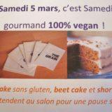 samedi gourmand against the grain - en aparthé - Boutique de thé à Lyon
