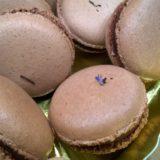 macarons Piece of Cake - Samedi Gourmand - en aparthé - Boutique de thé à Lyon