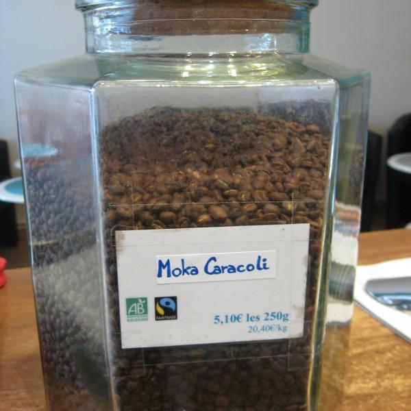 Moka Caracoli - en aparthé Lyon - Boutique en ligne