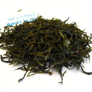 Thé vert du Népal - Après la pluie BIO - en aparthé Lyon - Boutique en ligne
