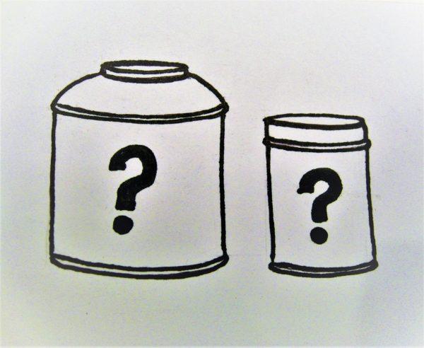 Boites métalliques en papier washi - en aparthé Lyon - Boutique en ligne