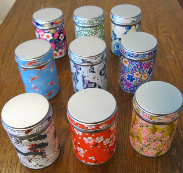 Boites washi - exemple - en aparthé LYON