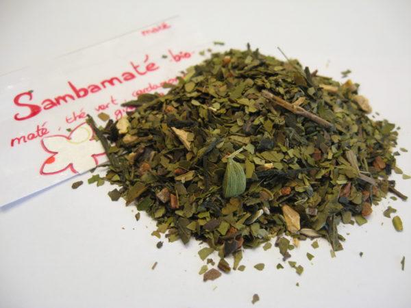 Sambamaté BIO - en aparthé Lyon - Boutique en ligne - Vente de thés et cafés