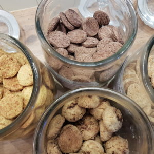 Biscuits artisanaux BIO - en aparthé Lyon - Boutique en ligne -