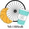 Vélo & kitchenette - fournisseur de biscuits