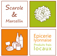 Scarole et Marcellin - Epicerie locale - Lyon